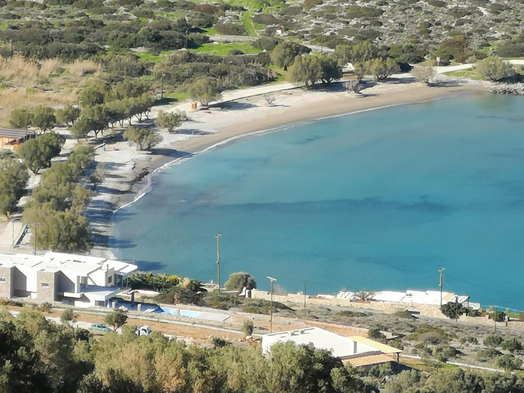 Large seafront plot for hotel development, 336m shoreline