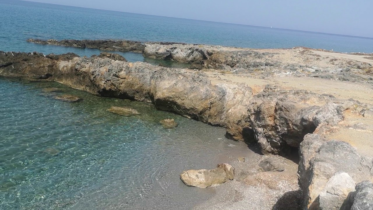 Seafront plots of building land in Milatos