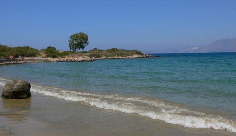 Beach near Agios Nikolaos