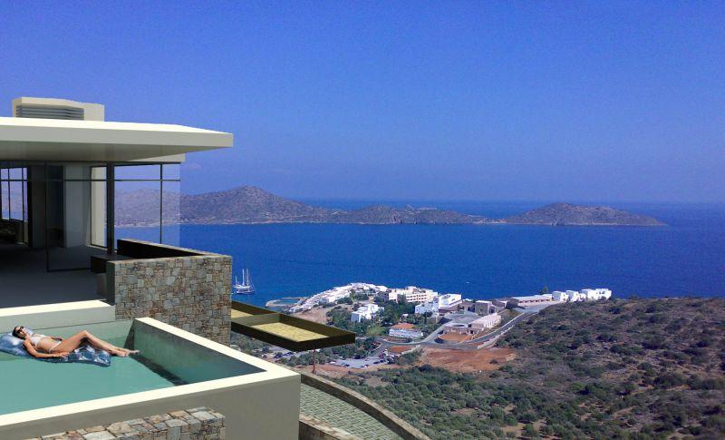 5 bedroom, luxury resort affiliated, private villa in prestigious location.