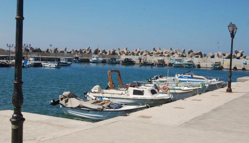 Milatos harbour