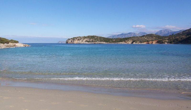 Nearby beach (Kalo Chorio)