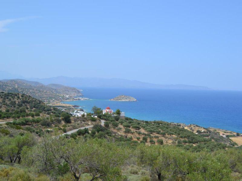 Griechenlandzum verkauf in Crete, Mochlos
