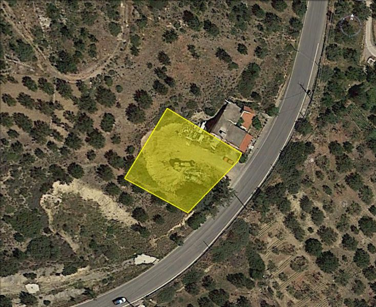 Building land of 816m2 close to Agios Nikolaos
