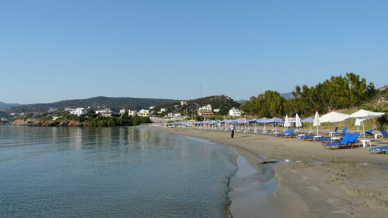 Nearby Almiros Beach