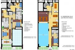 HEL25 - floor plan L1 - L2