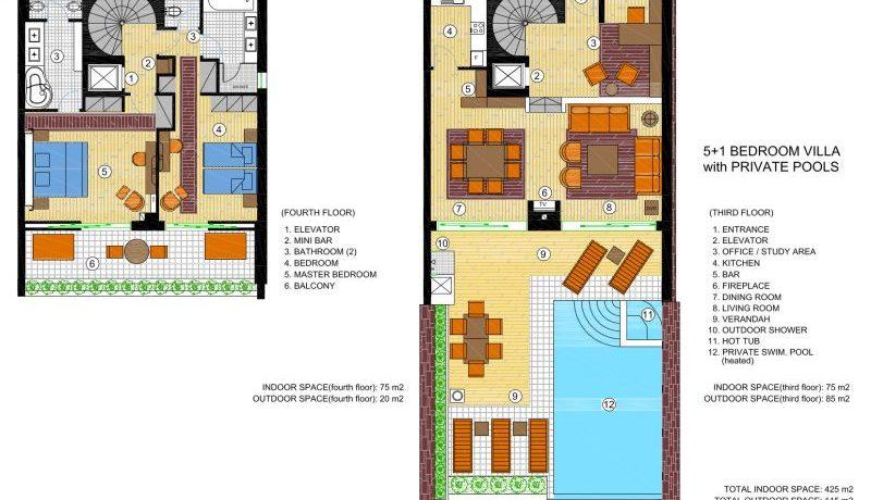 HEL25 - floor plan L3 - L4