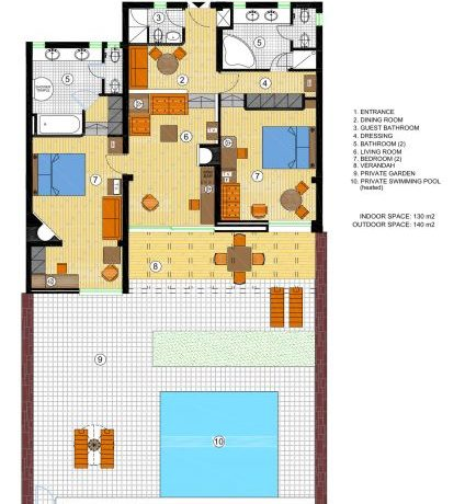 HEL36 - floor plan