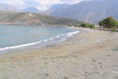 Nearby beach in Pahia Ammos