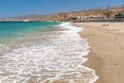 Village and beach of Pahia Ammos