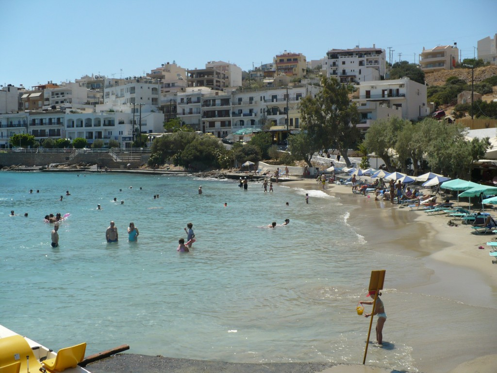 Building plot in Agios Nikolaos