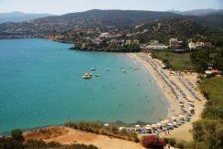 Almiros beach, Agios Nikolaos