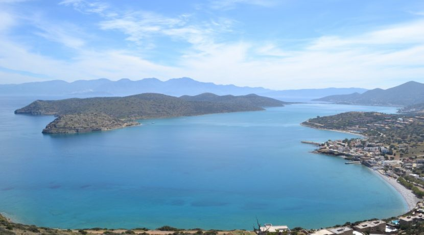 The bay of Plaka & Elounda