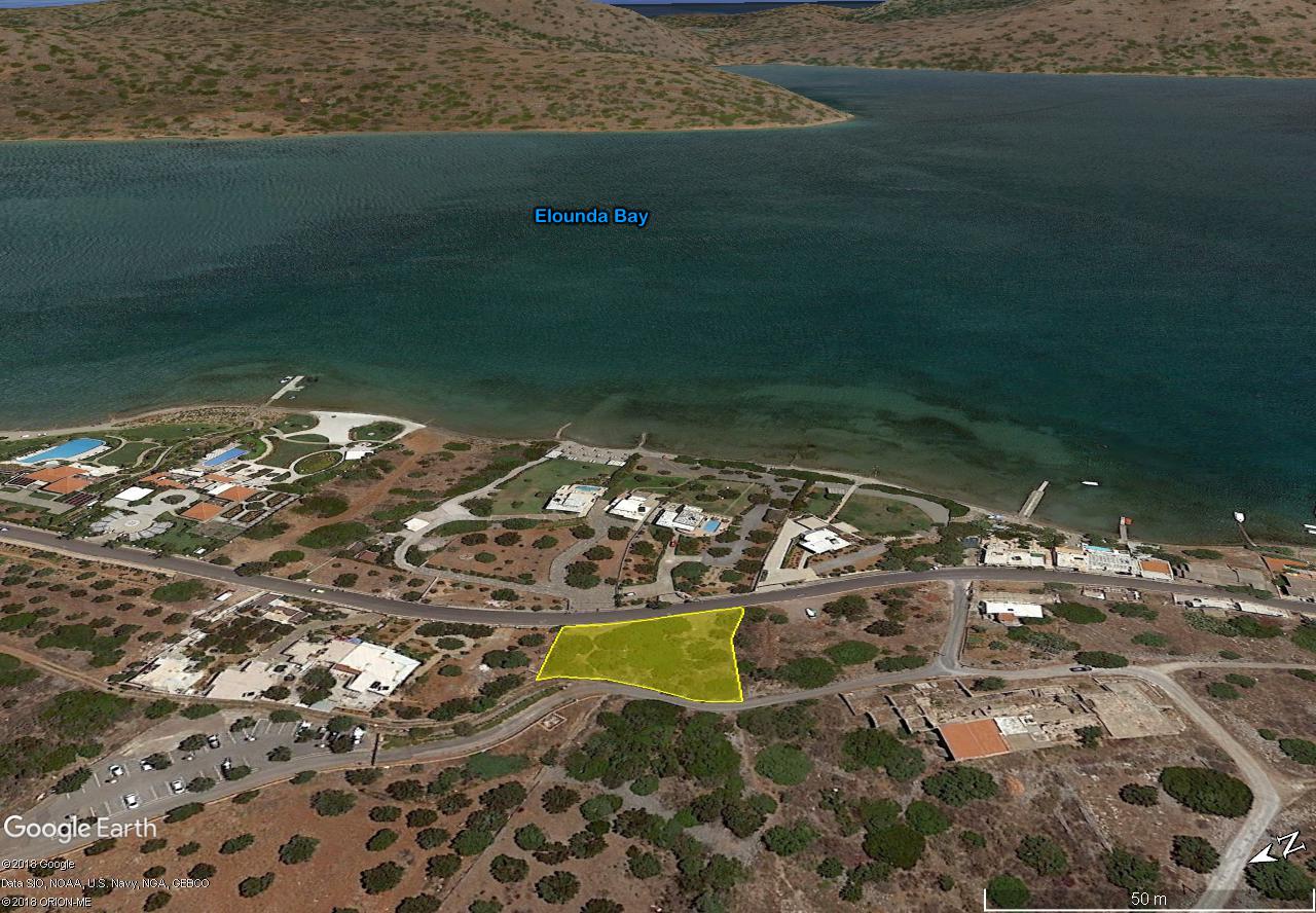 Building plot of 1350 m2 in prestigious elite tourist region