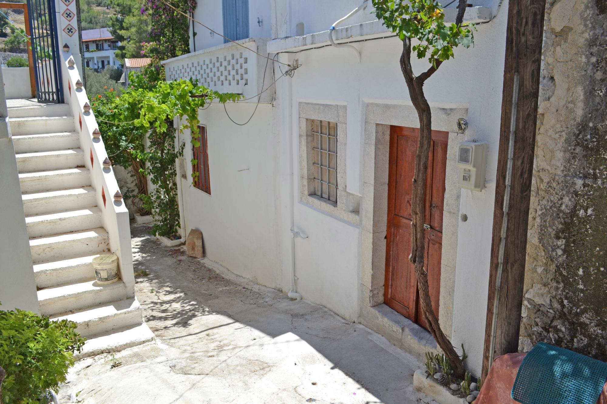 Beautiful one bedroom village house with terrace. Kritsa