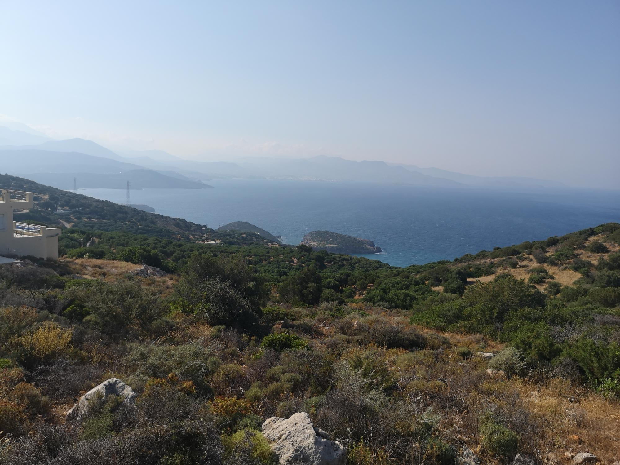 Building land, 4010 m2, close to beaches, awesome views