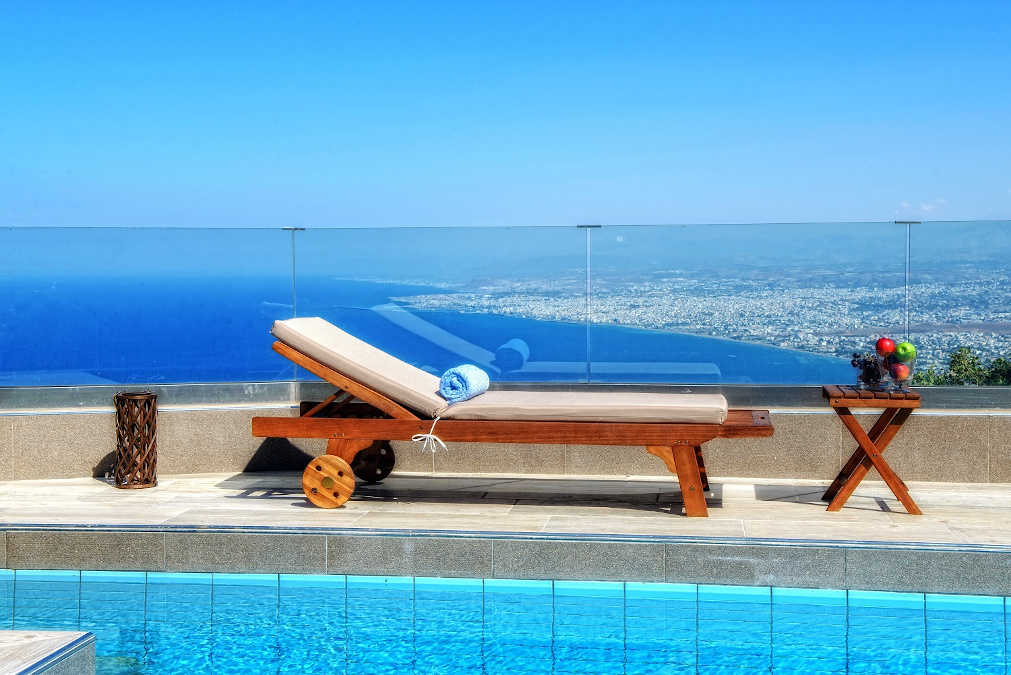 4-bedroom luxury villa with breathtaking views, Heraklion