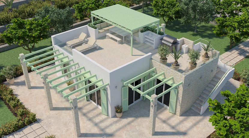 Villa roof pic