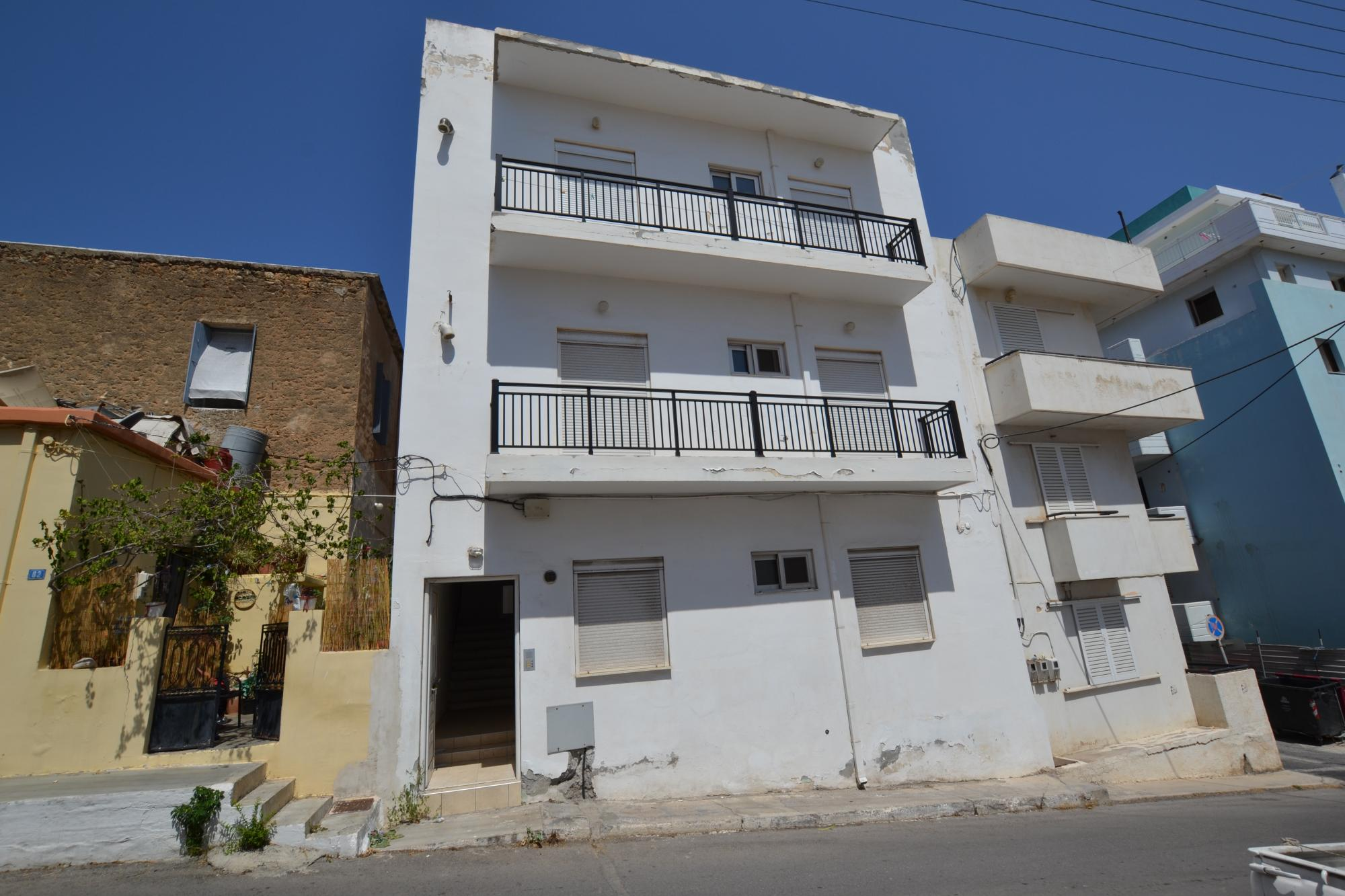 One bedroom apartment in the centre of Sitia