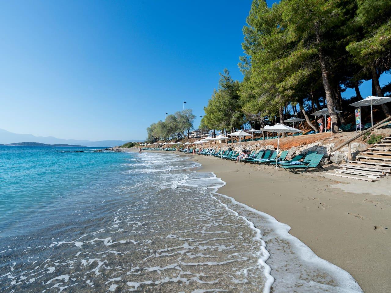 Prime seaside, seaview plot, Agios Nikolaos